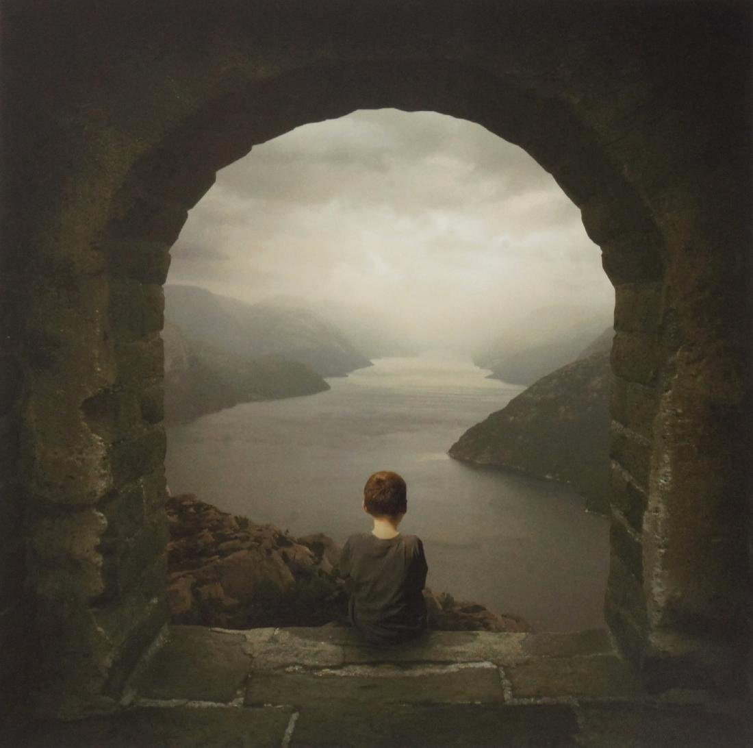 Michael Vincent Manalo The Story Teller Print