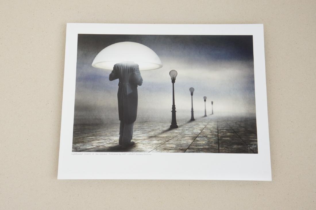Ben Goossens Lightheaded Print - 2