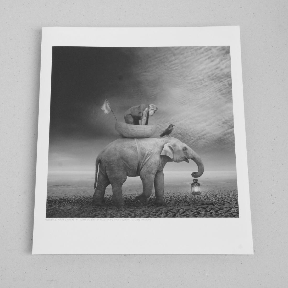 Beata Bieniak - Travels in Nihila Print - 2
