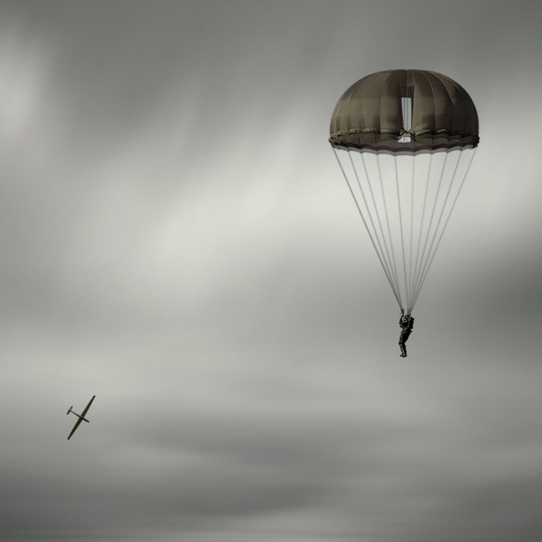 Philip Mckay - Airborne Folio - Six Prints - 10