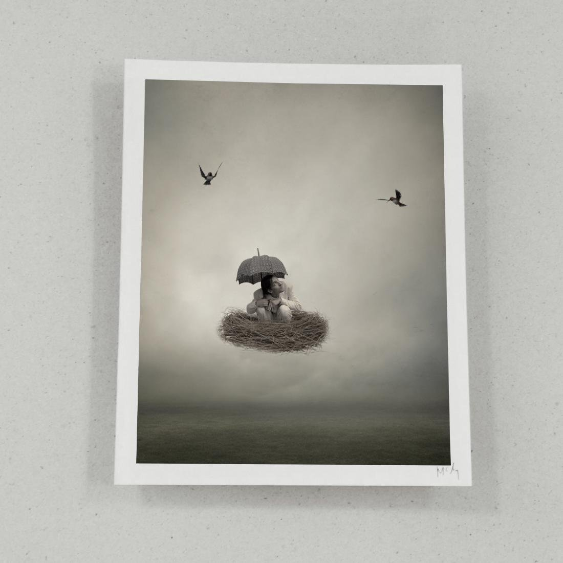 Philip Mckay - Airborne Folio - Six Prints - 2