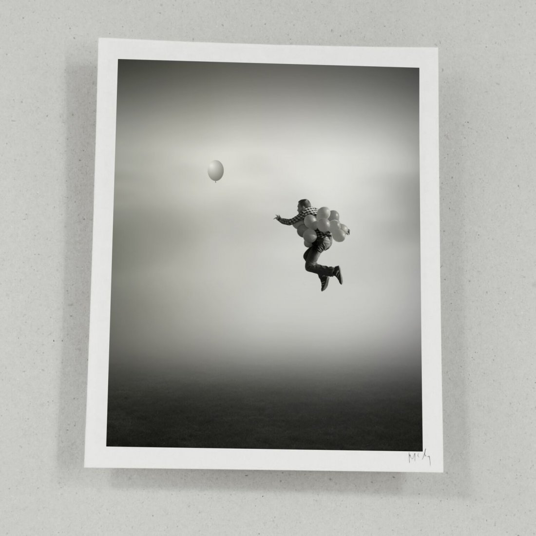 Philip Mckay - Airborne Folio - Six Prints - 4