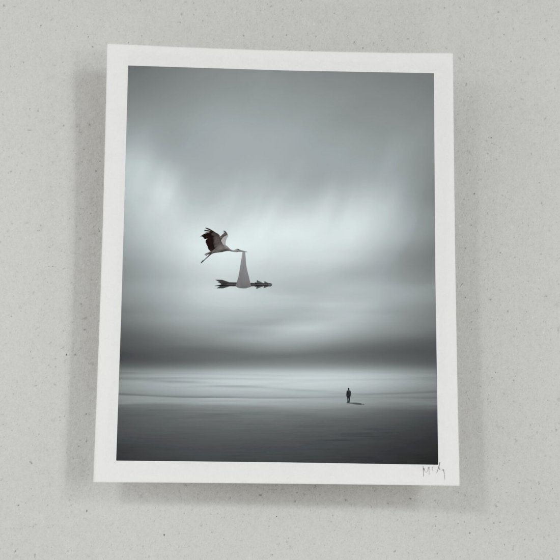 Philip Mckay - Airborne Folio - Six Prints - 5