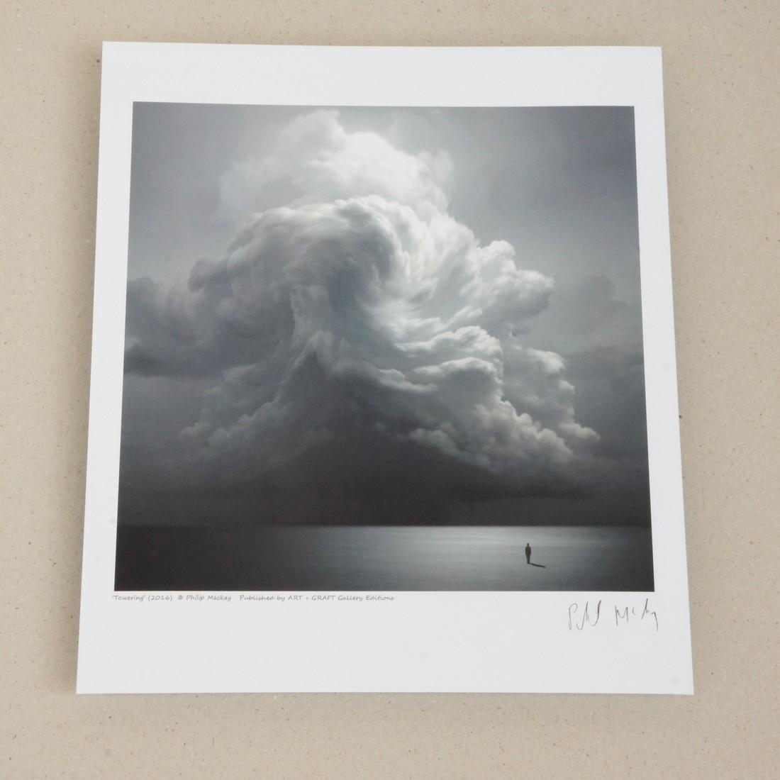 Philip Mckay Towering Print - 2