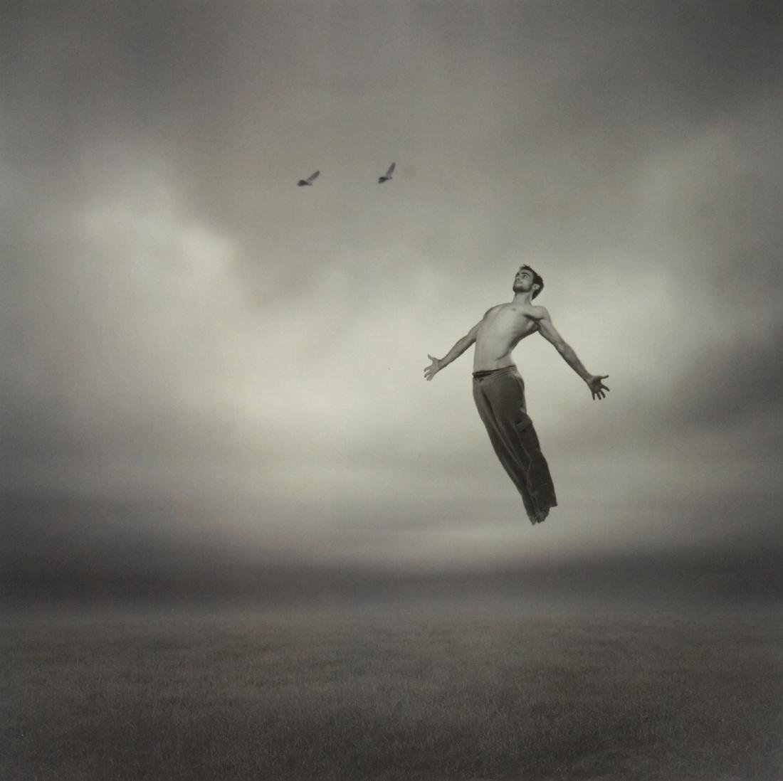 Philip Mckay Flying Lessons Print
