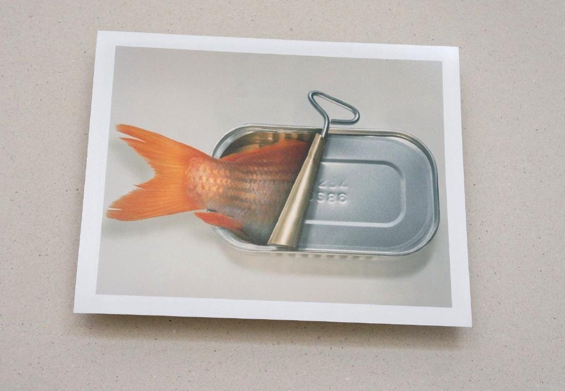 Art Grafts - Surreal Fishions Folio - Six Prints - 3