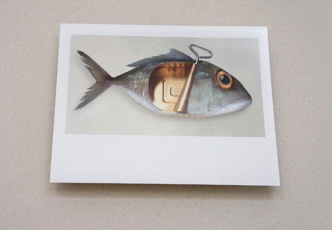 Art Grafts - Surreal Fishions Folio - Six Prints - 7