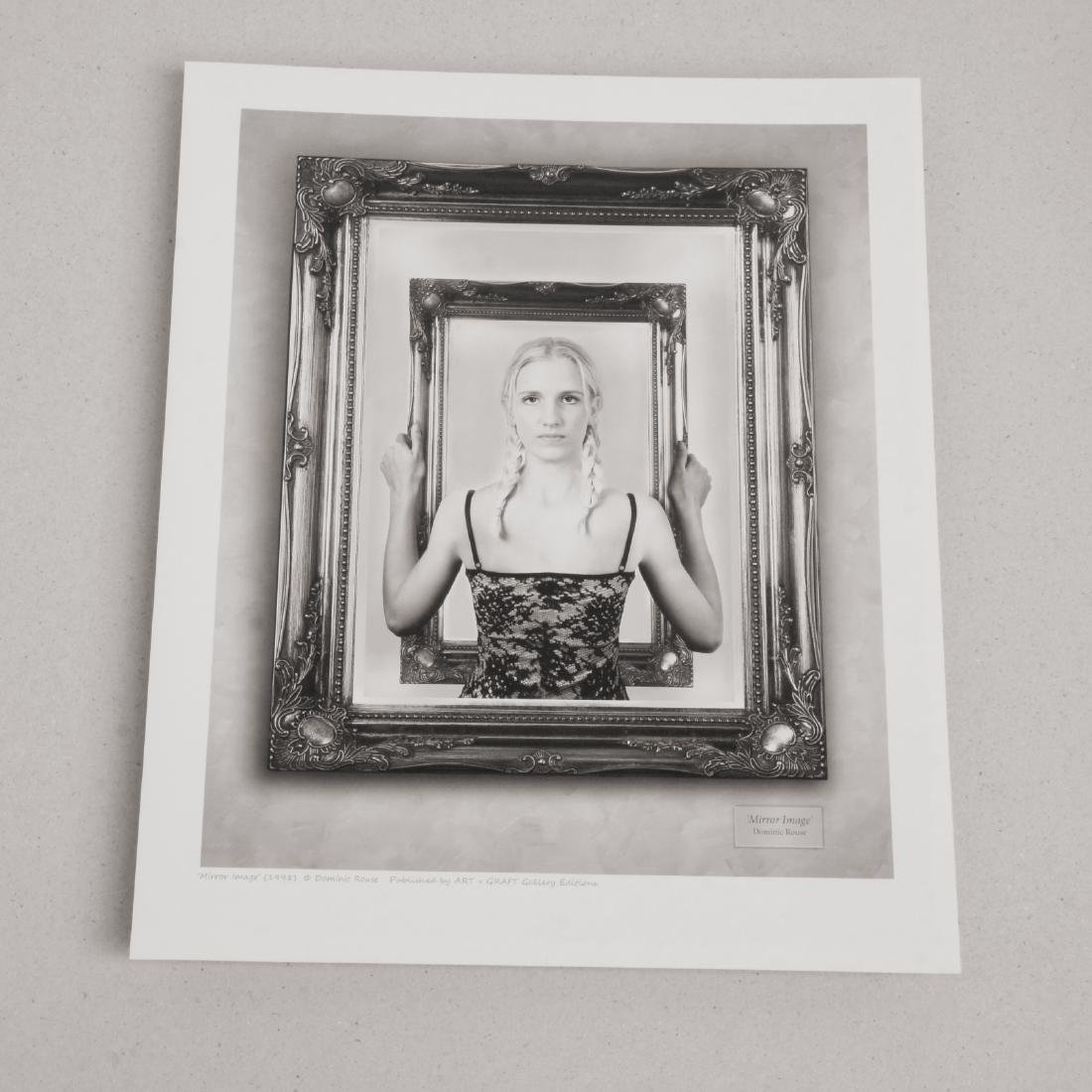 Dominic Rouse Mirror Image Print - 2