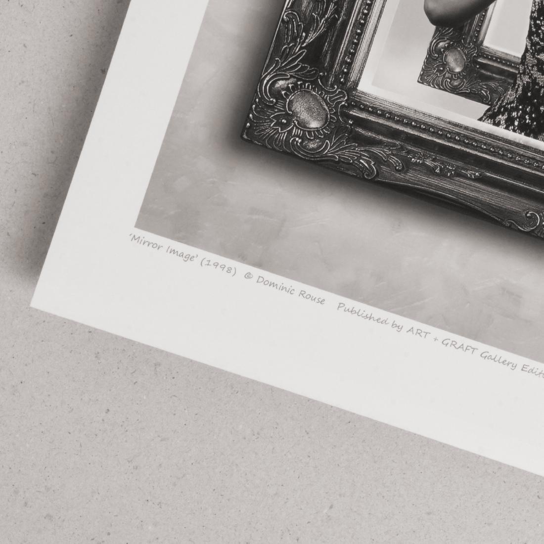 Dominic Rouse Mirror Image Print - 4