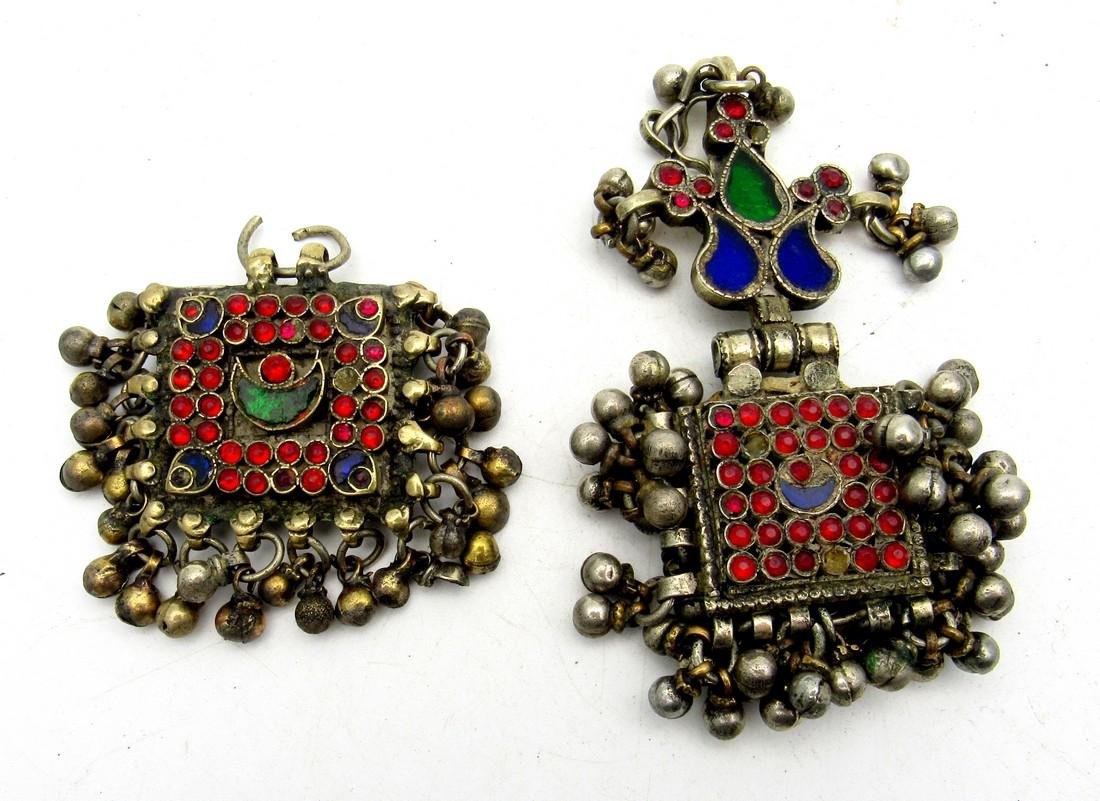 Yemeni tribal Pendants Group
