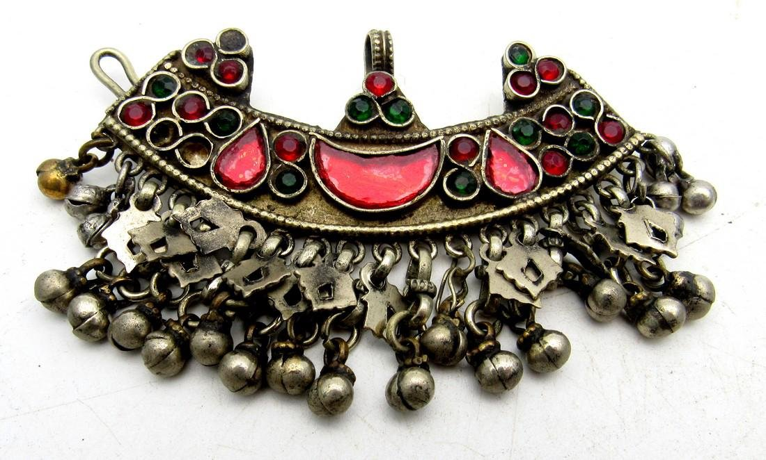 Bedouin Yemeni Filigree Brooch