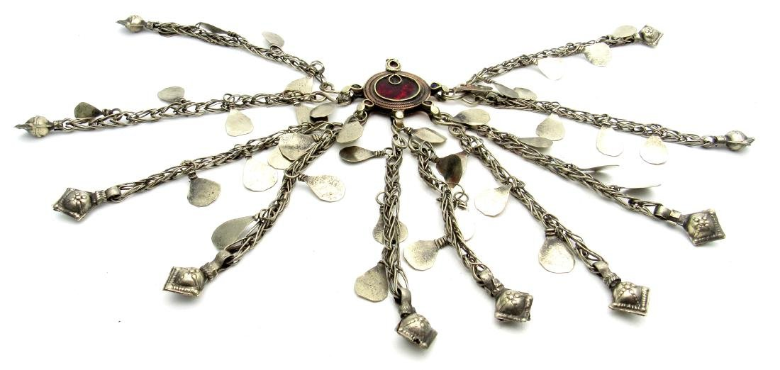 Yemeni Tribal Bedouin Wedding Pendant