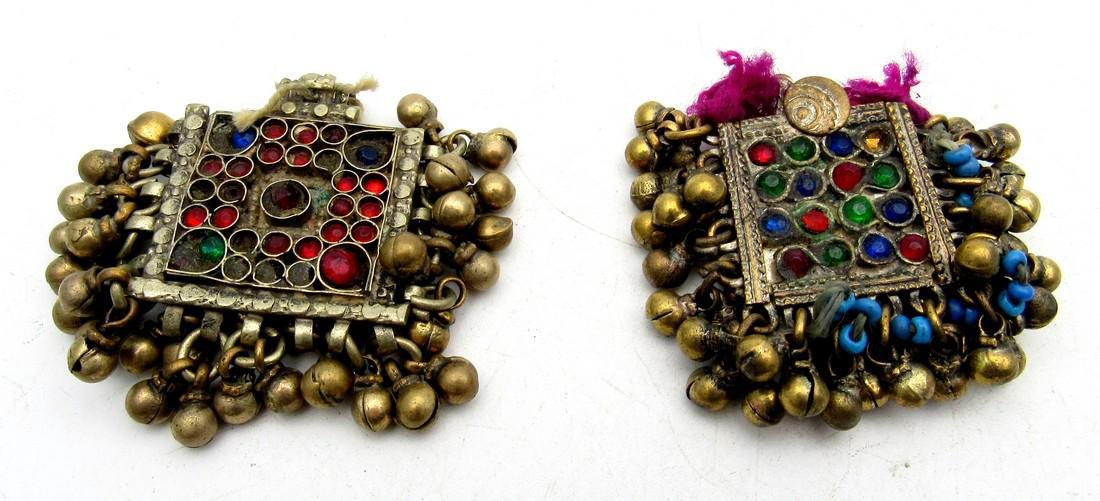 Yemeni Tribal Bedouin Wedding Pendants