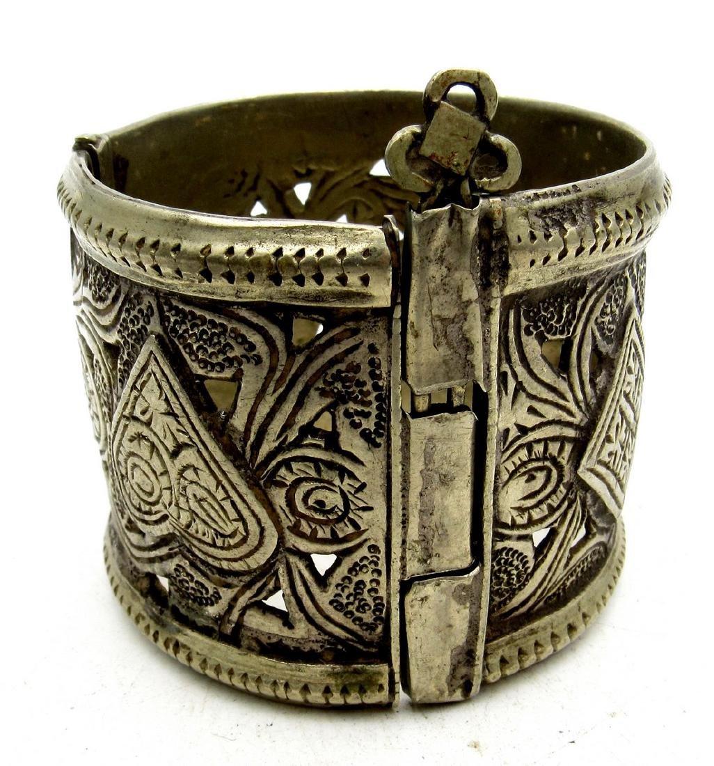 Superb Bedouin Yemeni Bracelet - 2