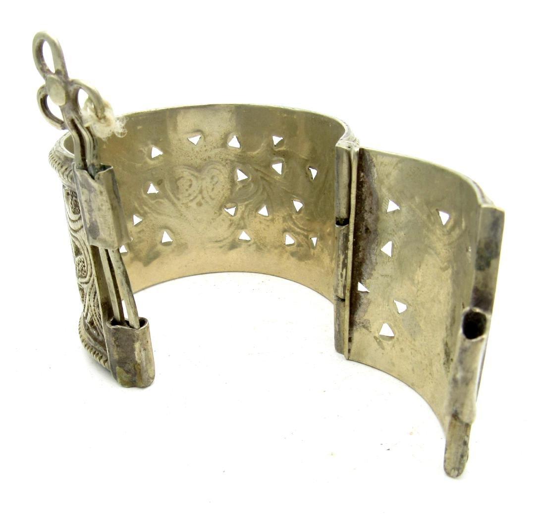 Superb Bedouin Yemeni Bracelet - 3