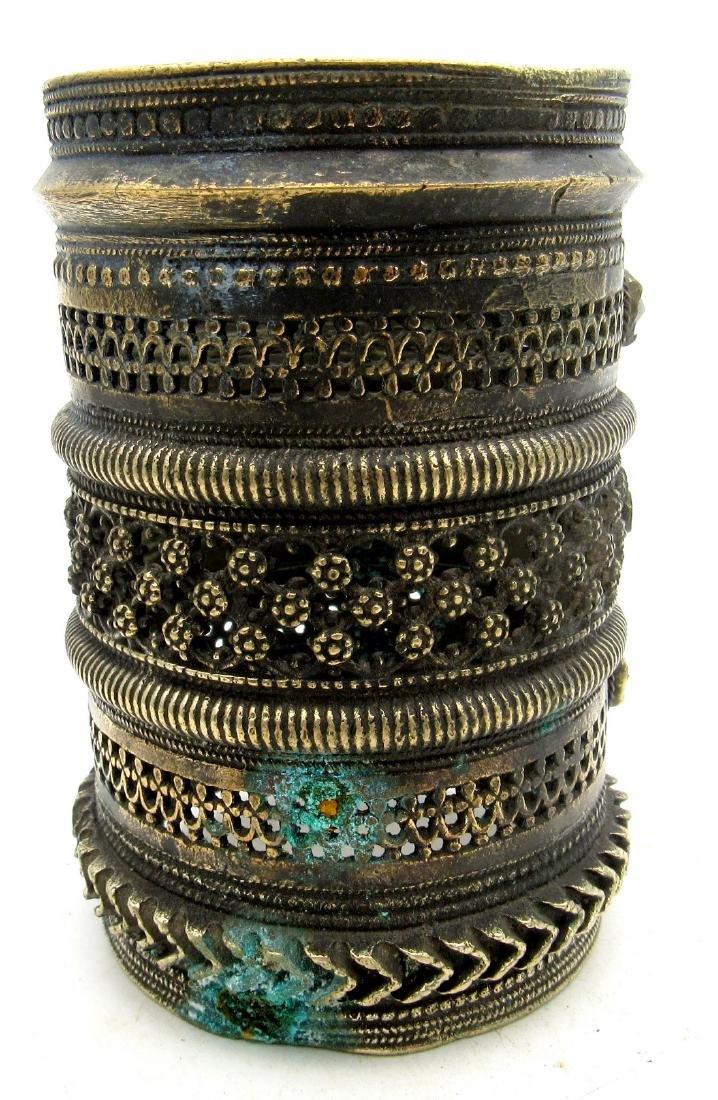 Superb Bedouin Yemeni Bracelet