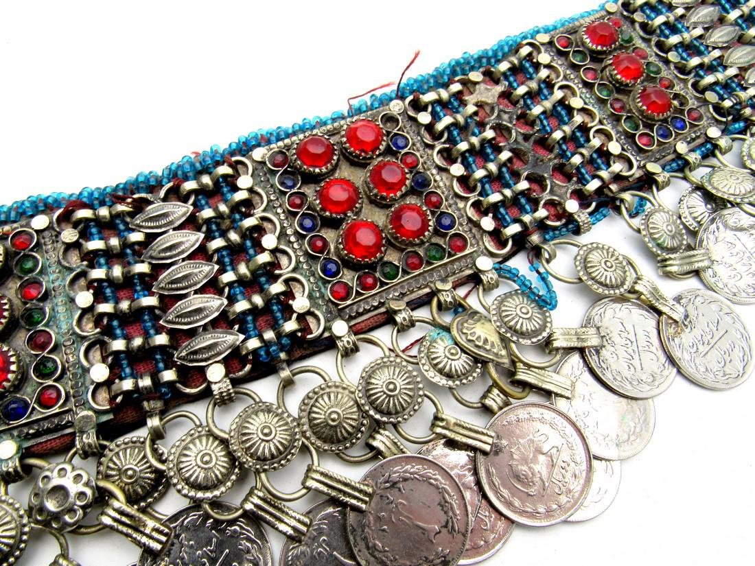 Bedouin Yemeni Decorated Wedding Necklace - 3