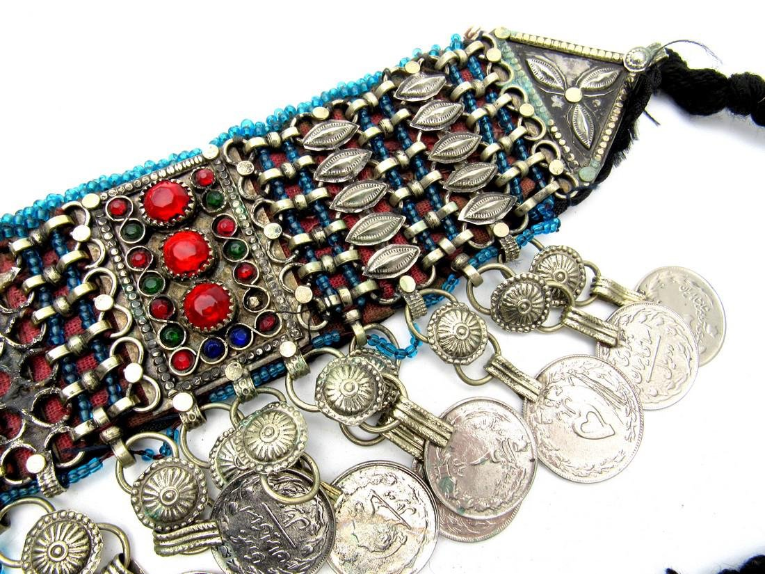 Bedouin Yemeni Decorated Wedding Necklace - 4