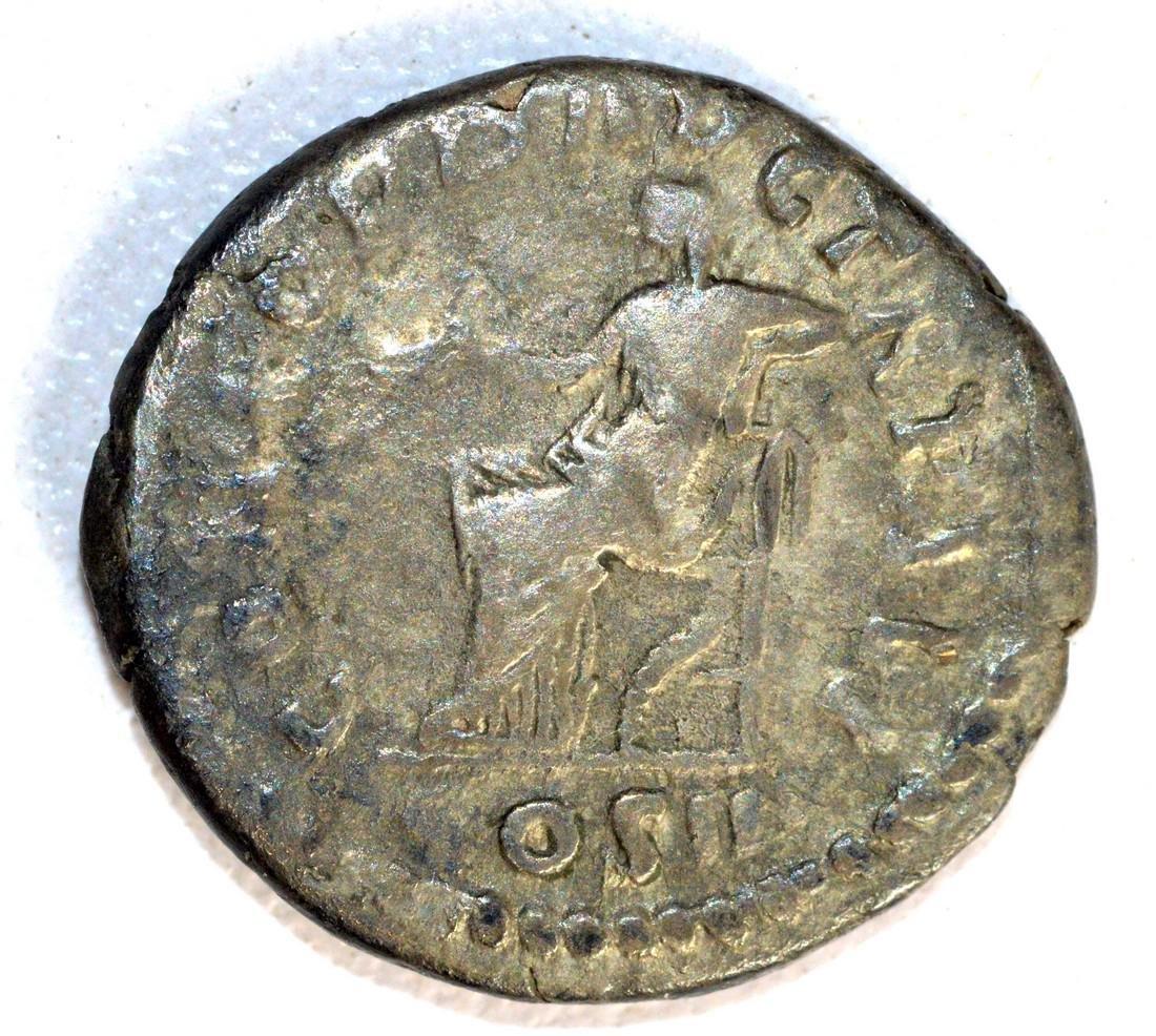 Marcus Aurelius Denarius rv. Concordia - 2