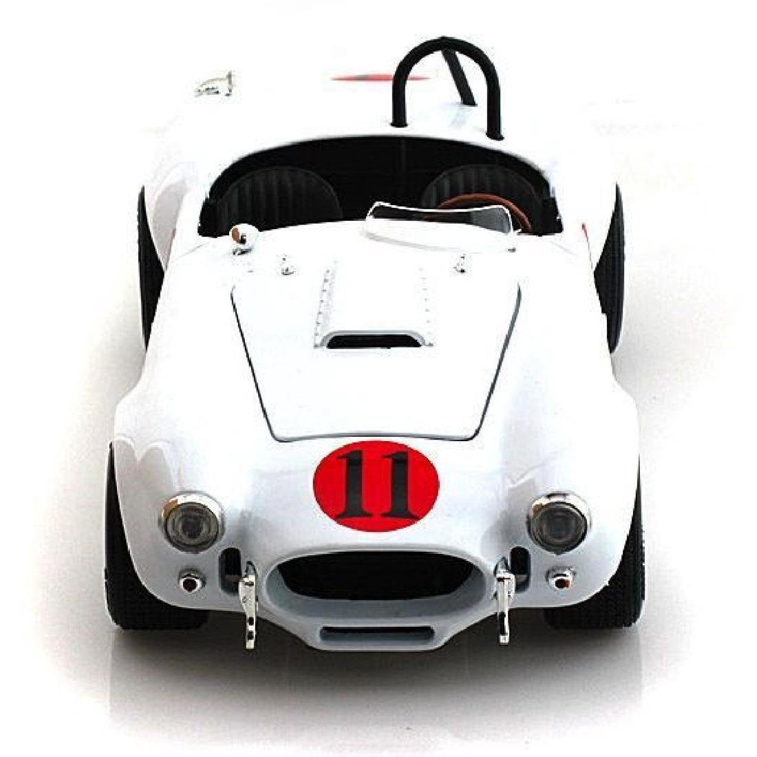 Auto World Scale 1:18 Shelby Cobra 427 S/C 1965 Spinout