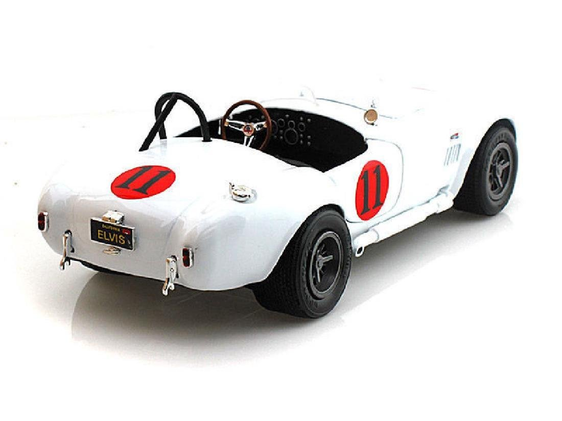 Auto World Scale 1:18 Shelby Cobra 427 S/C 1965 Spinout - 8