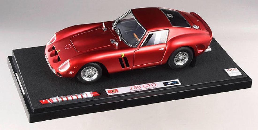 Hot Wheels Elite Scale 1:18 Ferrari 250 GTO