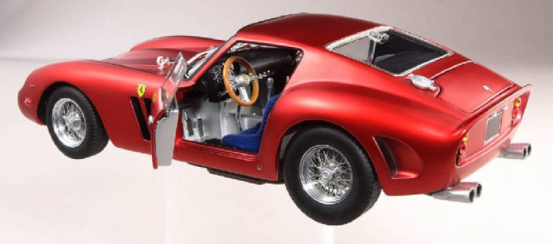 Hot Wheels Elite Scale 1:18 Ferrari 250 GTO - 4
