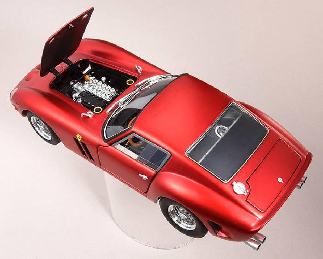 Hot Wheels Elite Scale 1:18 Ferrari 250 GTO - 6
