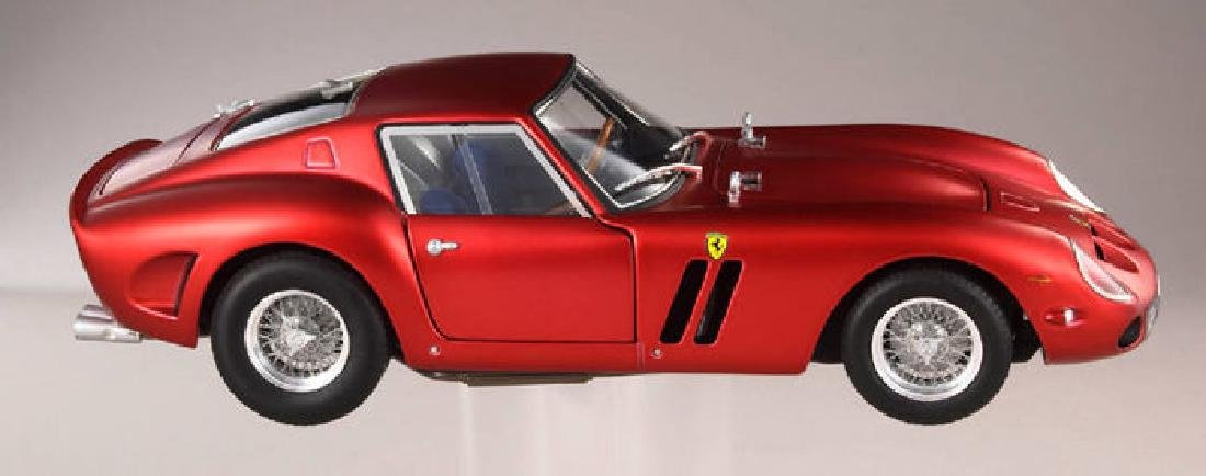 Hot Wheels Elite Scale 1:18 Ferrari 250 GTO - 8