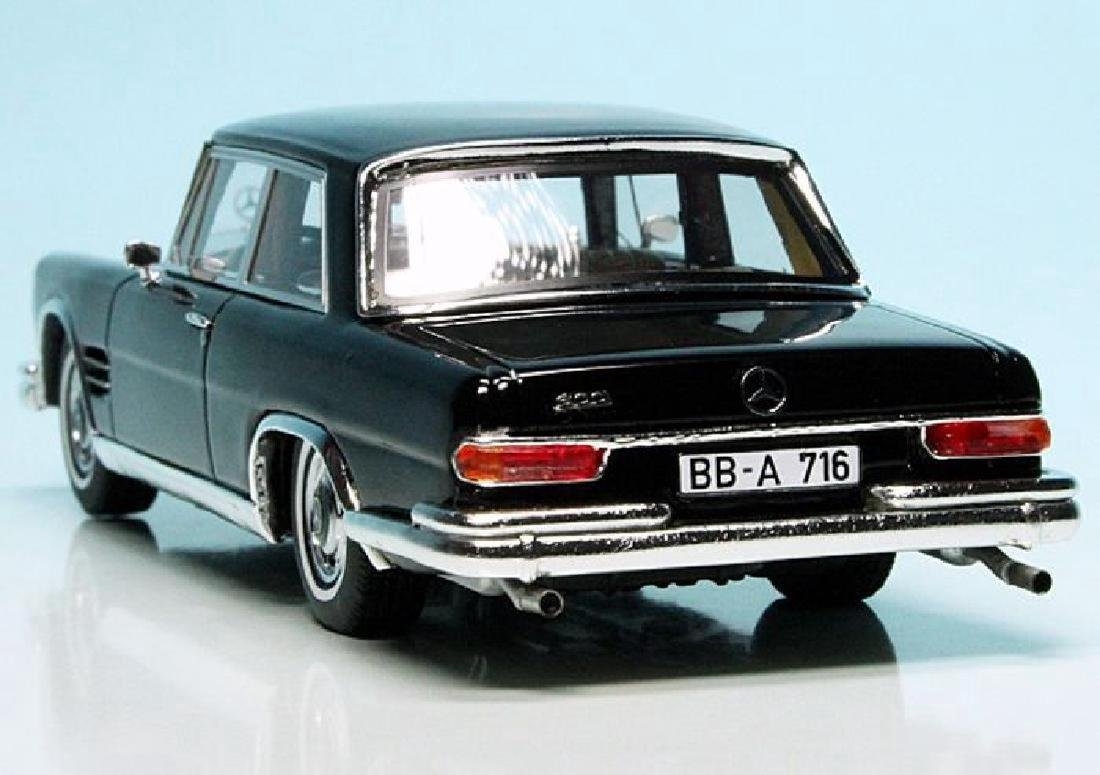 Schuco PRO.R43 Scale 1:43 Mercedes-Benz 600 Coupé - 9