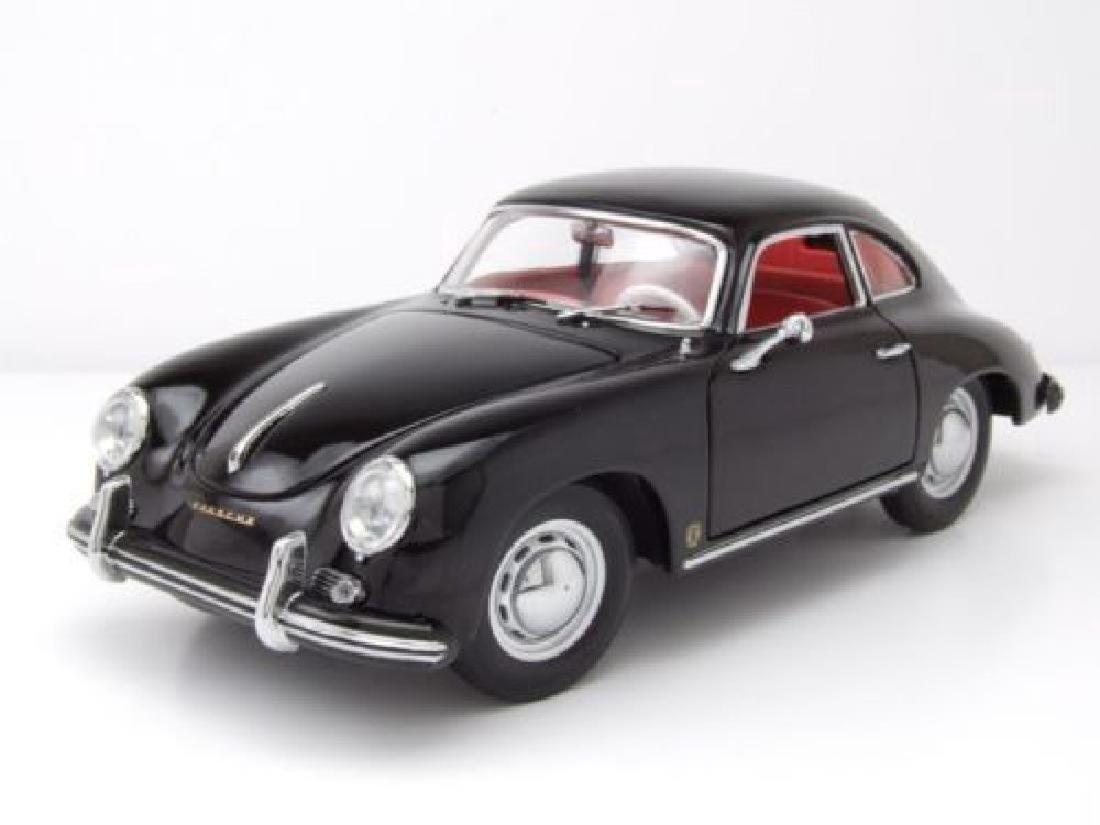 Sun Star Scale 1:18 Porsche 356A 1500 GS Carrera 1957 - 7