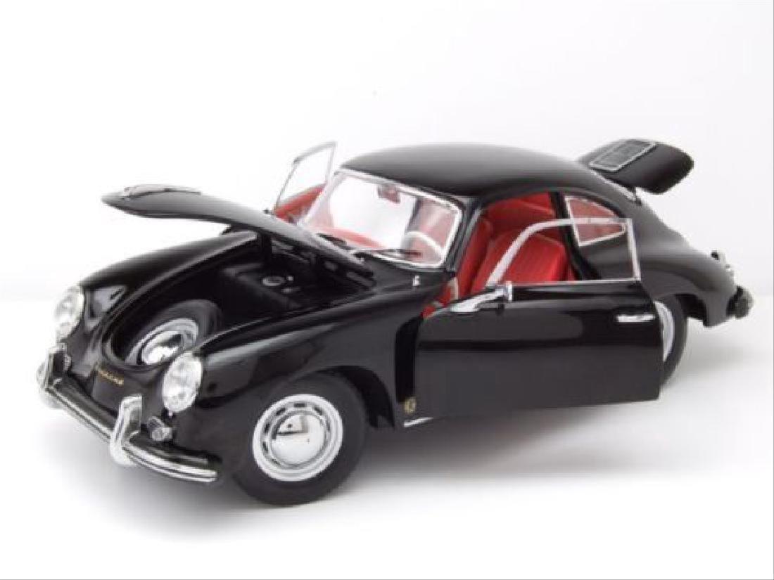 Sun Star Scale 1:18 Porsche 356A 1500 GS Carrera 1957 - 8