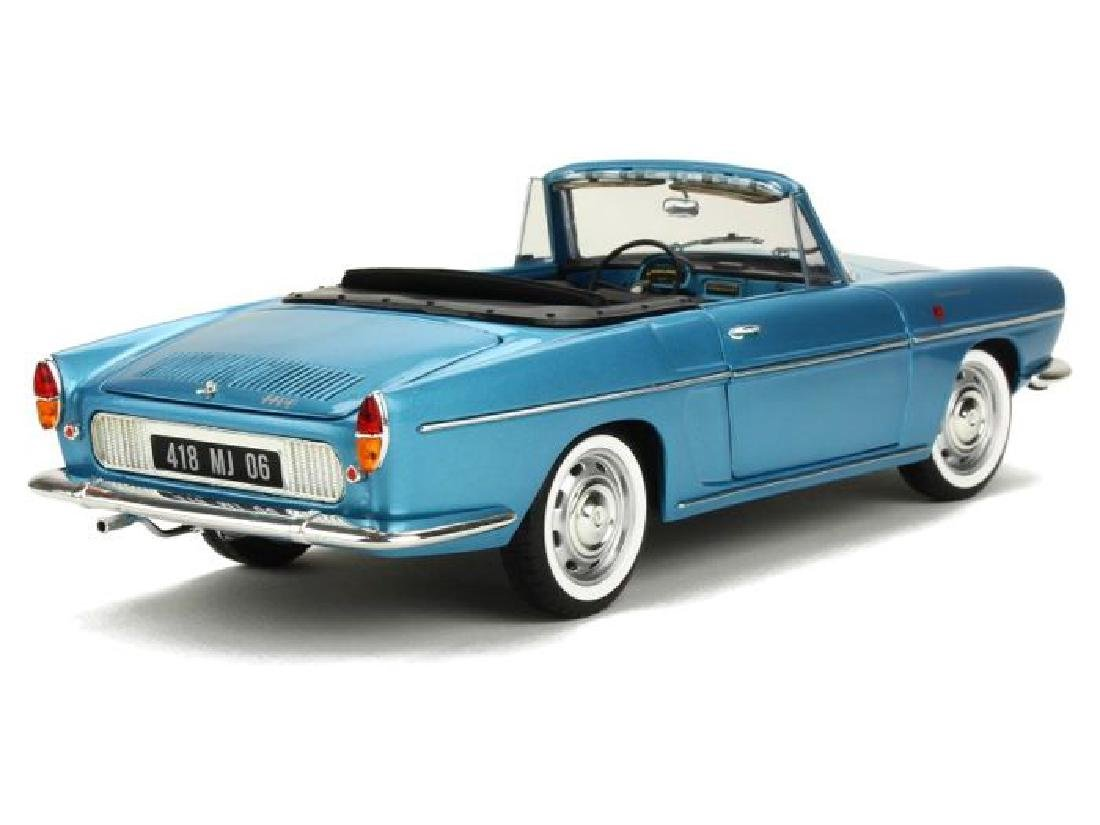 Norev Scale 1:18  Renault Caravelle 1964 - 8