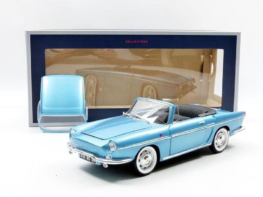 Norev Scale 1:18  Renault Caravelle 1964 - 9