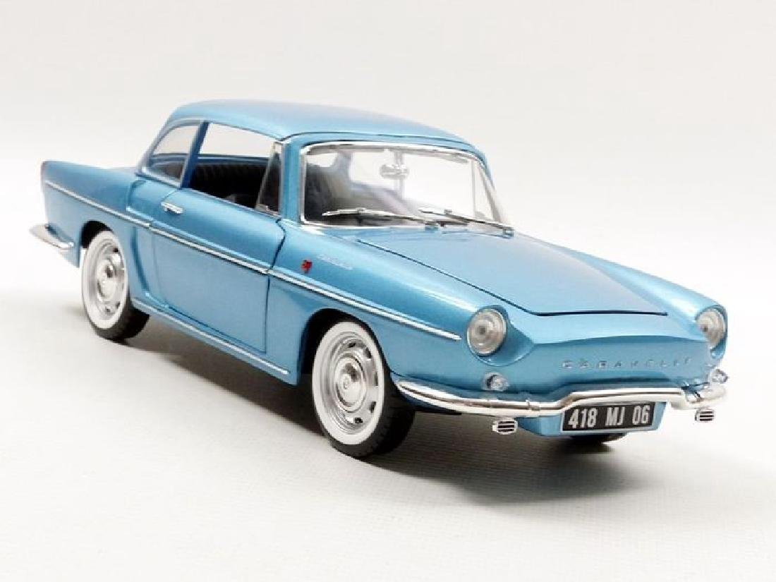 Norev Scale 1:18  Renault Caravelle 1964 - 4
