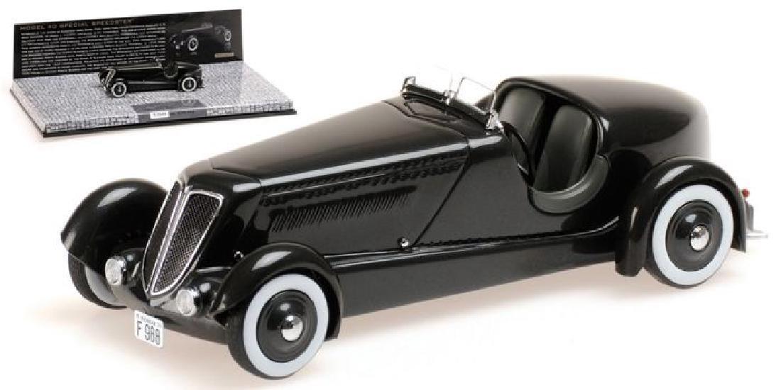 Minichamps 1:43 Edsel Ford Model Special Speedster 1934