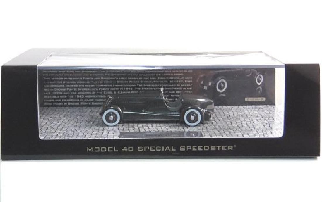 Minichamps 1:43 Edsel Ford Model Special Speedster 1934 - 7