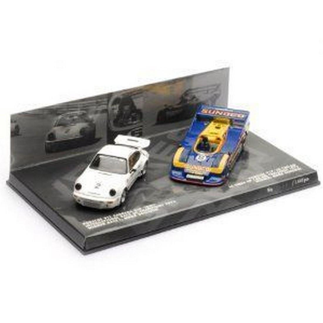 Minichamps Scale 1:43 Porsche 911 917 Mark Donohue 1973