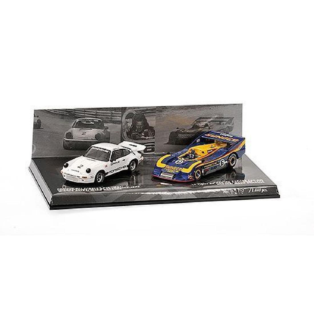 Minichamps Scale 1:43 Porsche 911 917 Mark Donohue 1973 - 3