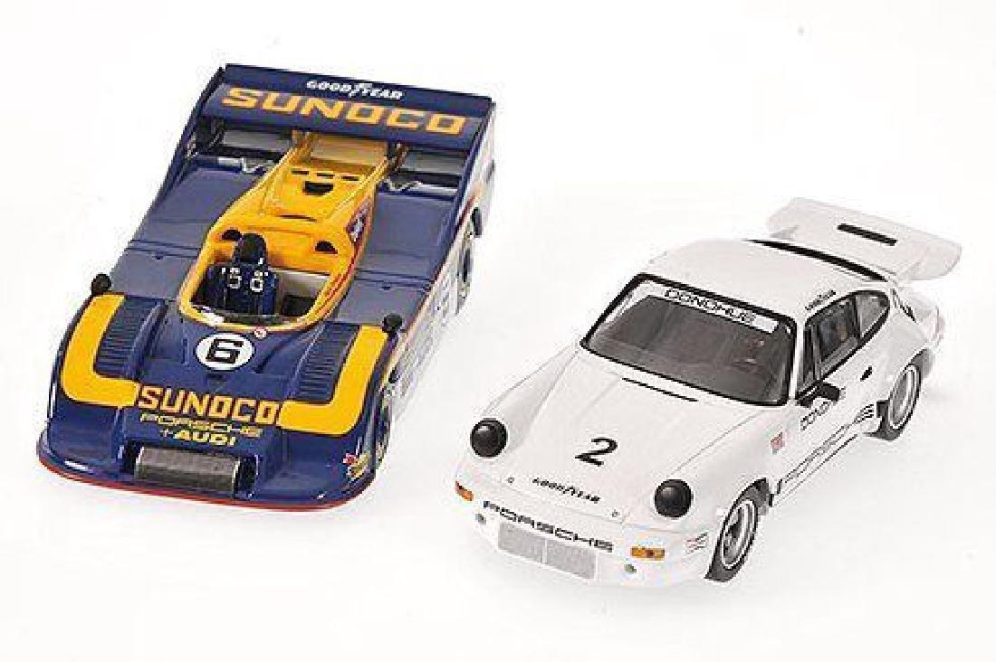 Minichamps Scale 1:43 Porsche 911 917 Mark Donohue 1973 - 6
