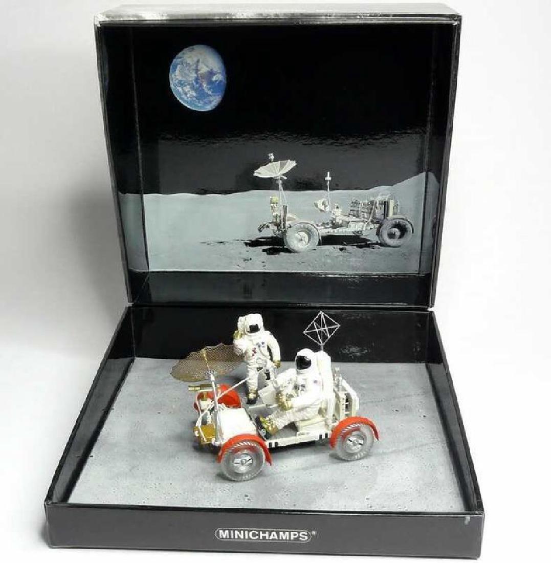 Minichamps Scale 1:43 LRV Moon Car Apollo 15 1971