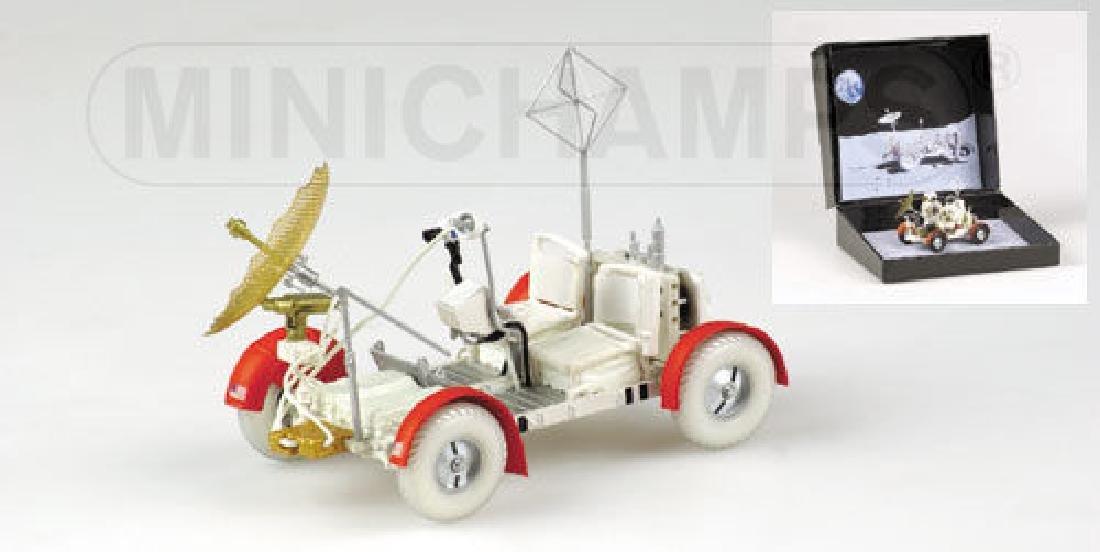 Minichamps Scale 1:43 LRV Moon Car Apollo 15 1971 - 7