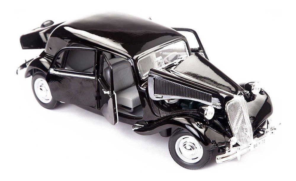 Maisto Scale 1:18 Citroën 15CV 6 Cyl 1952