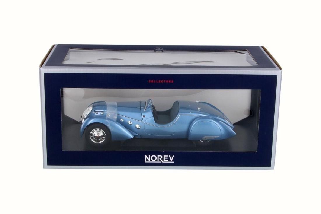 Norev Scale 1:18 Peugeot 302 Darl'Mat Roadster 1937 - 10