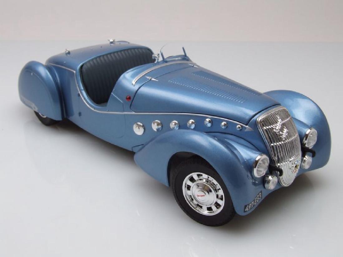 Norev Scale 1:18 Peugeot 302 Darl'Mat Roadster 1937