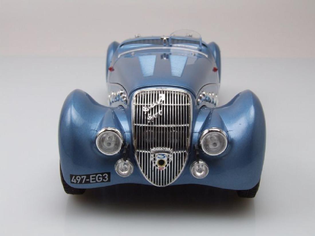 Norev Scale 1:18 Peugeot 302 Darl'Mat Roadster 1937 - 2