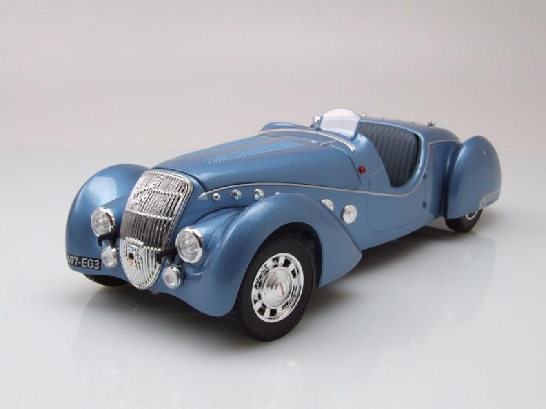 Norev Scale 1:18 Peugeot 302 Darl'Mat Roadster 1937 - 3