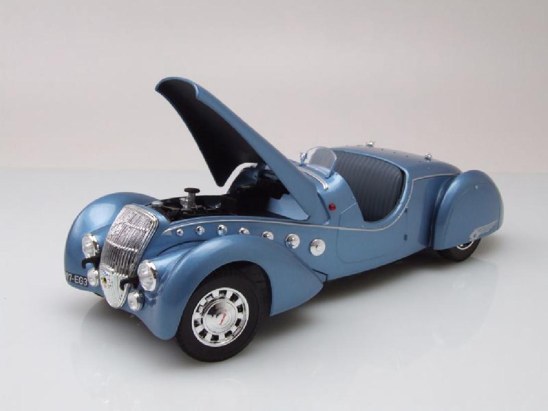 Norev Scale 1:18 Peugeot 302 Darl'Mat Roadster 1937 - 4