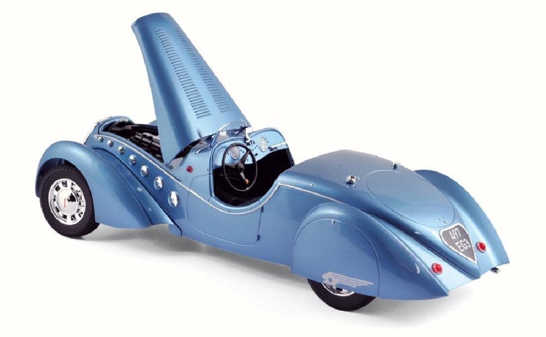 Norev Scale 1:18 Peugeot 302 Darl'Mat Roadster 1937 - 7