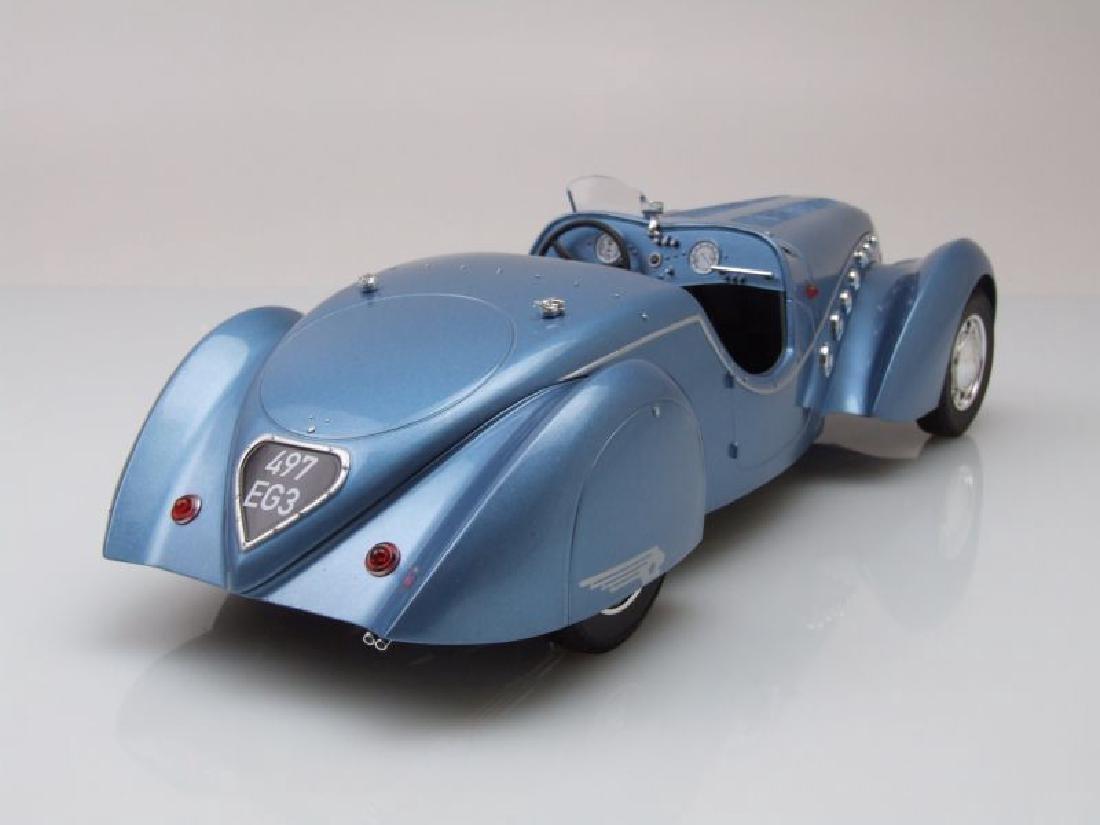 Norev Scale 1:18 Peugeot 302 Darl'Mat Roadster 1937 - 9